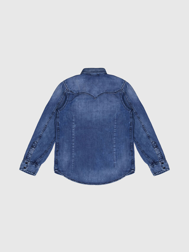 Diesel - CITROS, Blue Jeans - Shirts - Image 2