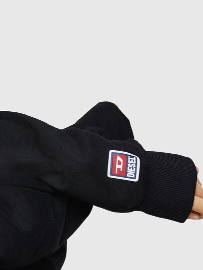 Diesel - F-ARAP-A, Black - Sweaters - Image 3