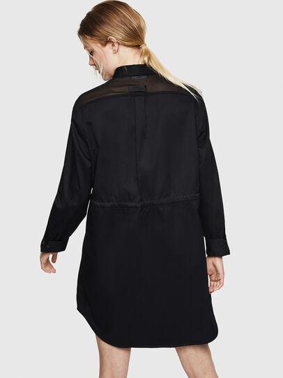 Diesel - D-FLOWY, Black - Dresses - Image 2