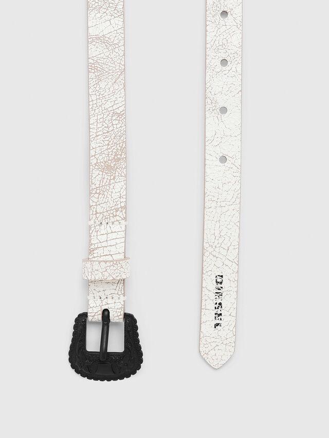 Diesel - B-TRIT, White - Belts - Image 3