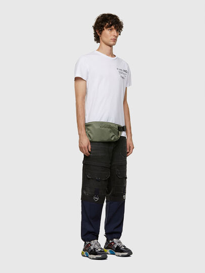Diesel - JATRU, Green - Belt bags - Image 6