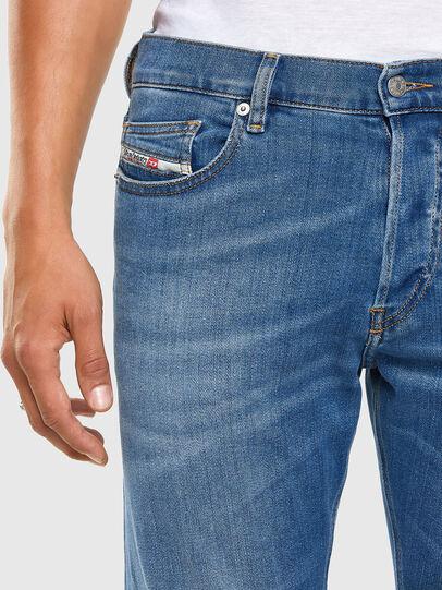 Diesel - D-Luster 009EK, Light Blue - Jeans - Image 3