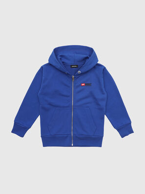 SALBYZIP OVER, Blue - Sweaters
