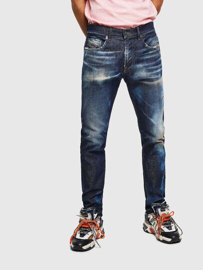 Diesel - D-Strukt 009BH, Dark Blue - Jeans - Image 1