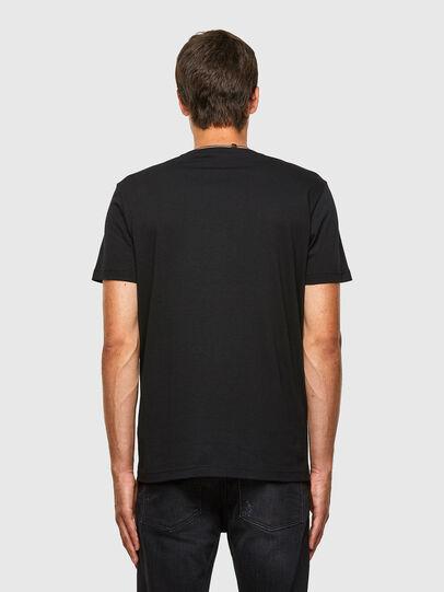 Diesel - T-DIEGOS-N20, Black - T-Shirts - Image 2