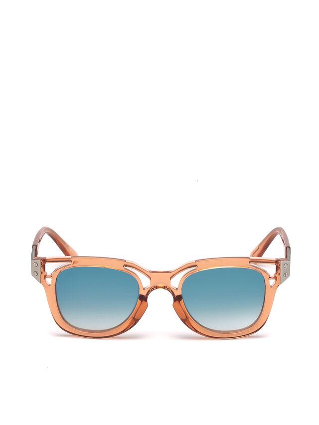 Diesel - DL0232, Peach - Eyewear - Image 1