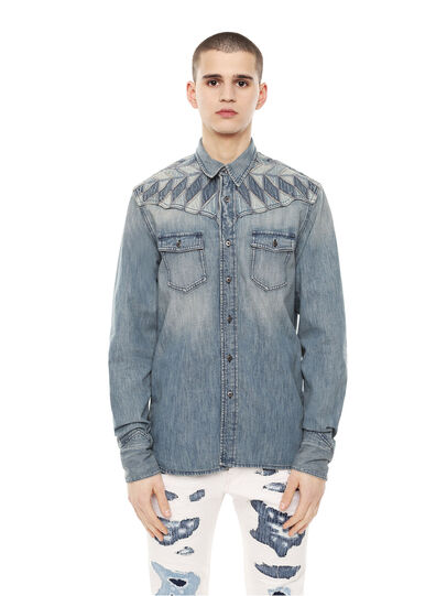 Diesel - SULLYVAN,  - Shirts - Image 1