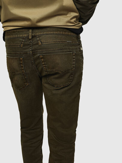 Diesel - D-Bazer 0091T, Military Green - Jeans - Image 3