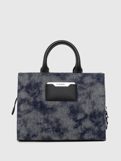 Diesel - PIRITE, Blue - Satchels and Handbags - Image 2