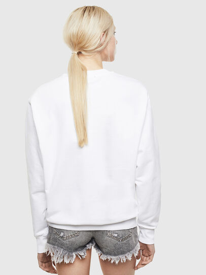 Diesel - S-BIAY-S1, White - Sweaters - Image 4
