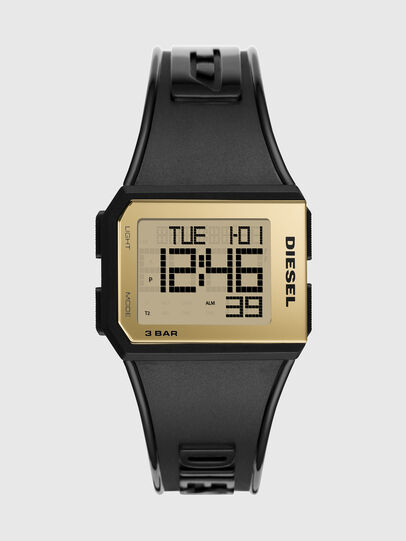 Diesel - DZ1943, Black/Gold - Timeframes - Image 1