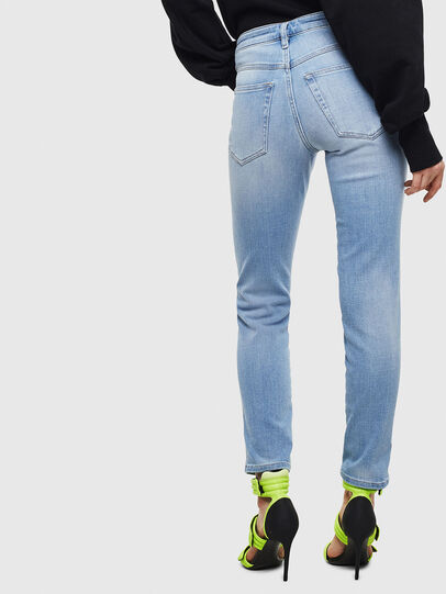 Diesel - Babhila 0095D, Light Blue - Jeans - Image 2