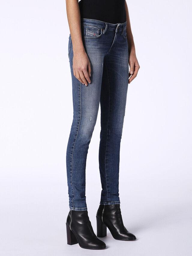 GRACEY 084QJ, Blue Jeans
