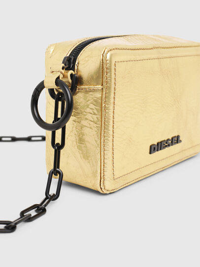 Diesel - ROSA' PCHAIN, Gold - Crossbody Bags - Image 5