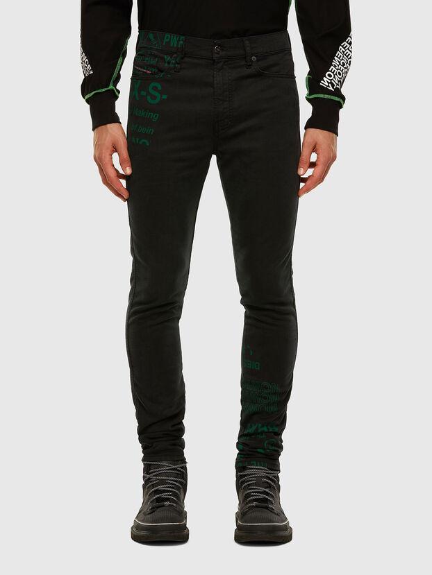 D-Reeft JoggJeans 009HD, Black/Dark grey - Jeans