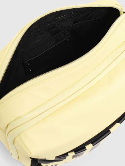 Diesel - FARAH, Light Yellow - Crossbody Bags - Image 5