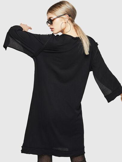 Diesel - D-PAIGEST, Black - Dresses - Image 2