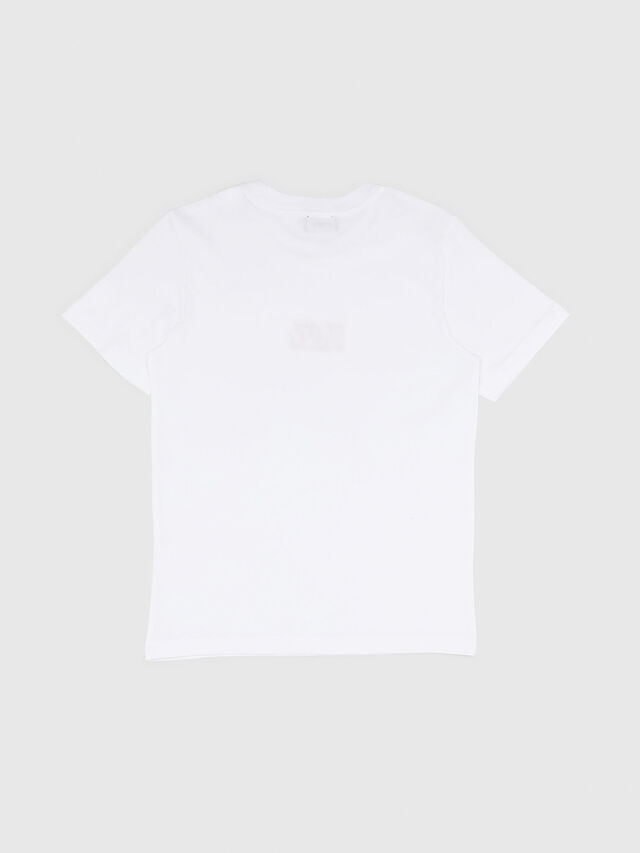 Diesel - TDIEGOSX, White - T-shirts and Tops - Image 2