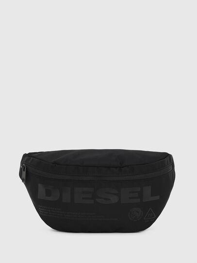 Diesel - F-SUSE BELT, Black - Belt bags - Image 1