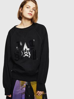 F-HENNY-D, Black - Sweaters