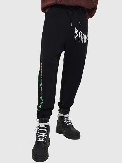 Diesel - P-HUNT, Black - Pants - Image 1