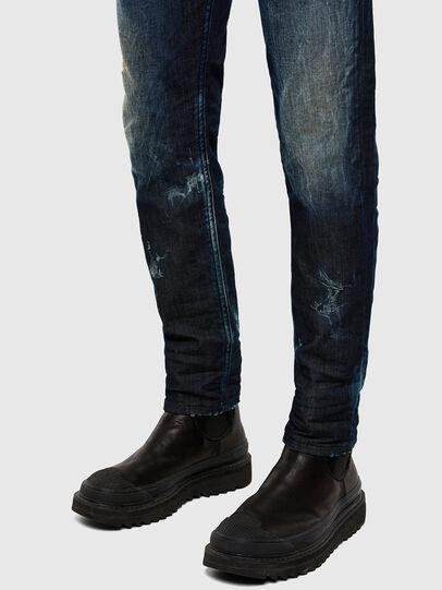 Diesel - Thommer JoggJeans 009KI, Dark Blue - Jeans - Image 5