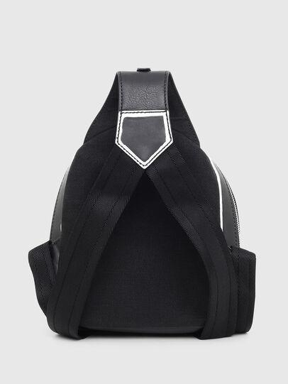 Diesel - ZANE', Black/White - Backpacks - Image 2