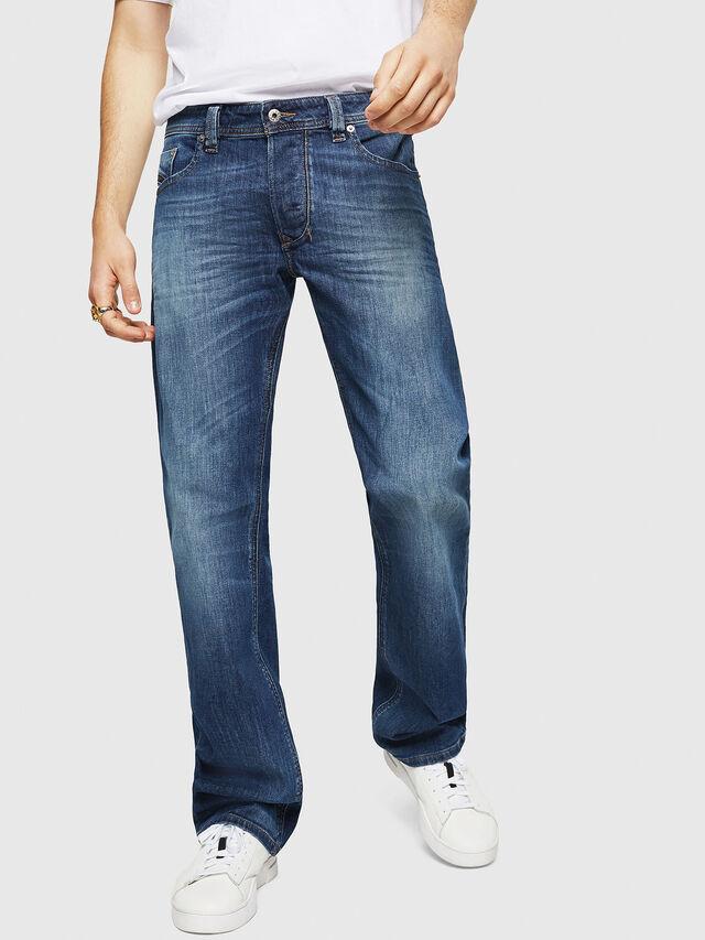 Diesel - Larkee C89AR, Dark Blue - Jeans - Image 1
