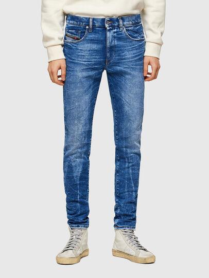 Diesel - D-Strukt 009MH, Light Blue - Jeans - Image 1
