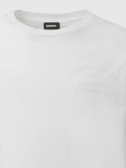 Diesel - T-JUST-LS-X91,  - T-Shirts - Image 3