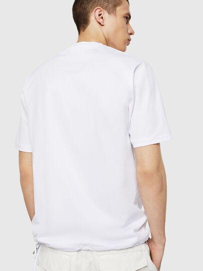 Diesel - T-ALEKSEY, White - T-Shirts - Image 2