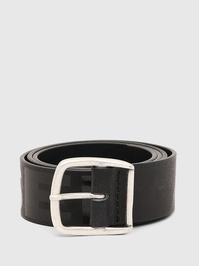 Diesel - BARBAR, Black - Belts - Image 1