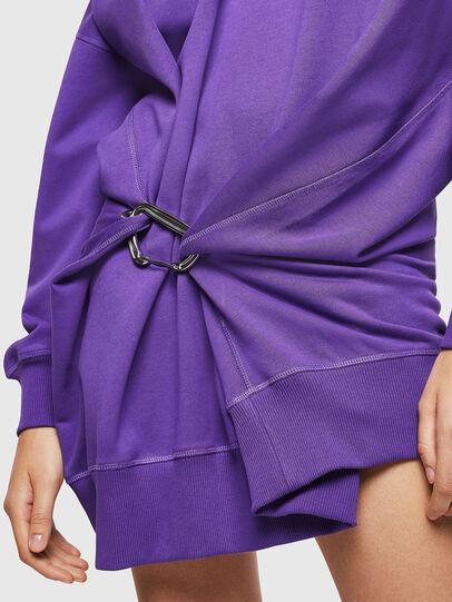 Diesel - D-KESAR-A, Violet - Dresses - Image 5