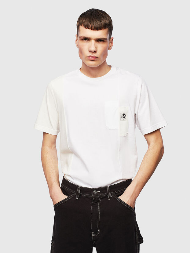 T-RISEN, White - T-Shirts