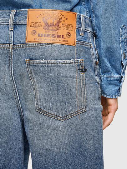 Diesel - D-MACS-SHORT-T-SP, Light Blue - Shorts - Image 5