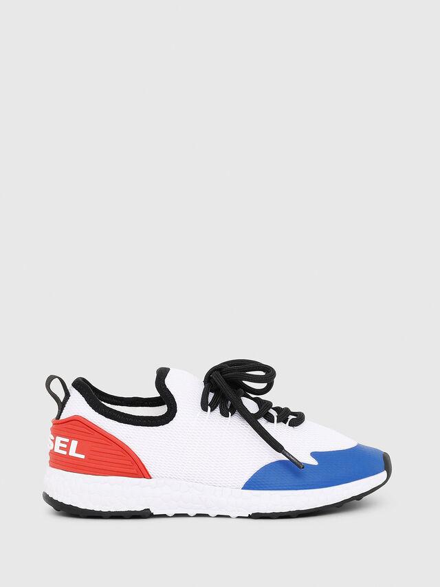 Diesel - SN LOW 10 S-K CH, White - Footwear - Image 1