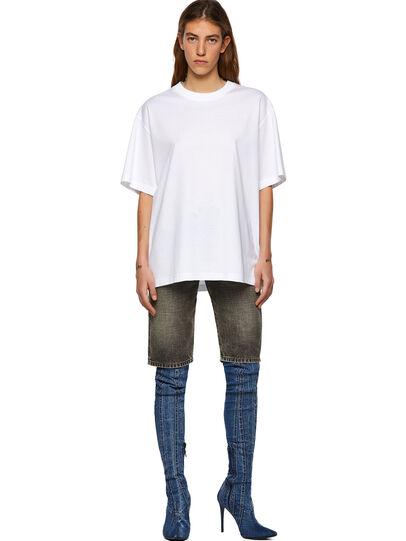 Diesel - T-SHARP, White - T-Shirts - Image 4