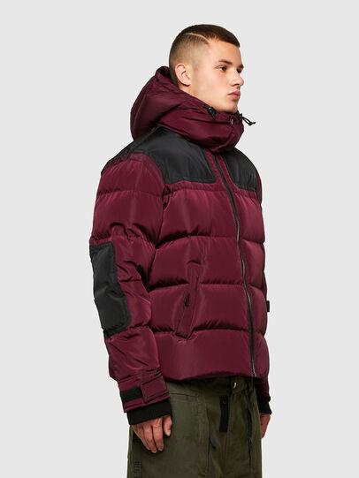 Diesel - W-RUSSELL, Violet - Winter Jackets - Image 7