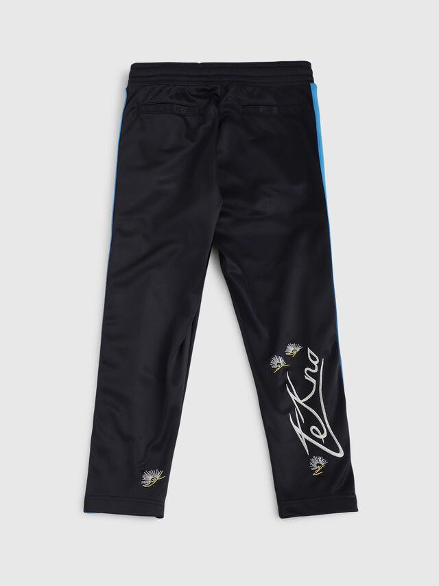 Diesel - PRUSSYM, Black/Blue - Pants - Image 2