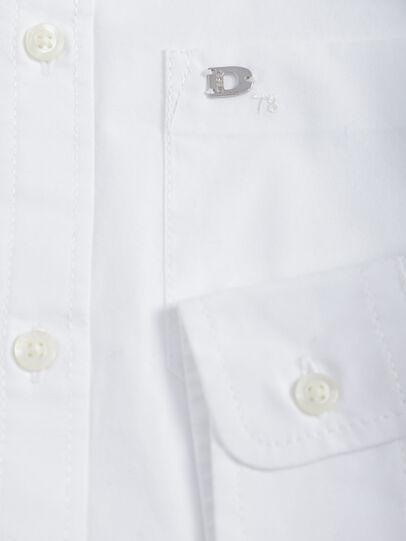 Diesel - CSMOI, White - Shirts - Image 3