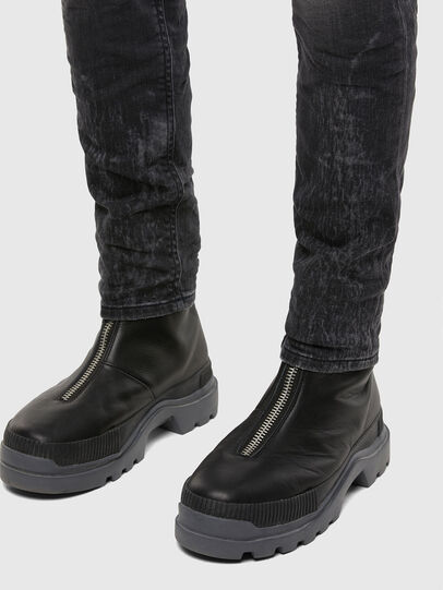 Diesel - Thommer 009IU, Black/Dark grey - Jeans - Image 5