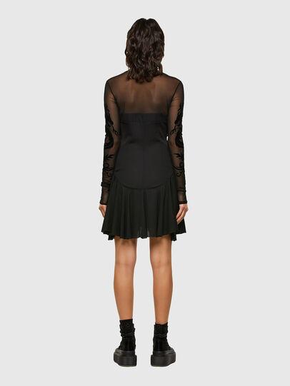 Diesel - D-ADELE, Black - Dresses - Image 2