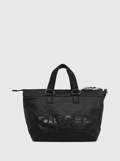 Diesel - THISBAG SATCHEL HP, Black - Bags - Image 4
