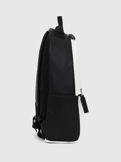 Diesel - BOLD BACKPACK, White/Black - Bags - Image 3