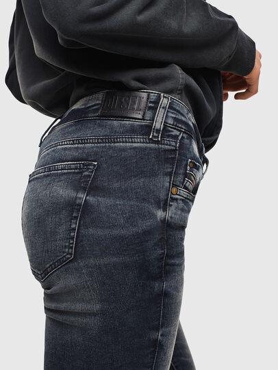Diesel - D-Ollies JoggJeans 069GD, Dark Blue - Jeans - Image 4