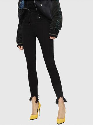Slandy High 085AV,  - Jeans