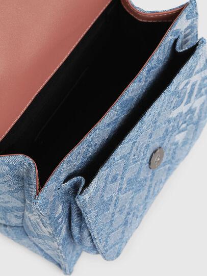 Diesel - MISS-MATCH CROSSBODY, Blue Jeans - Crossbody Bags - Image 4