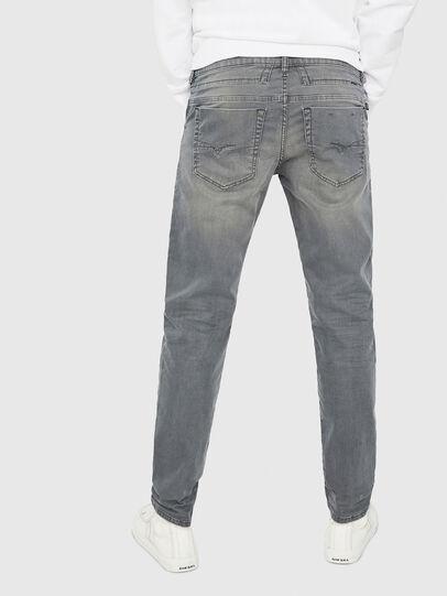 Diesel - D-Bazer 0699P, Grey Jeans - Jeans - Image 2