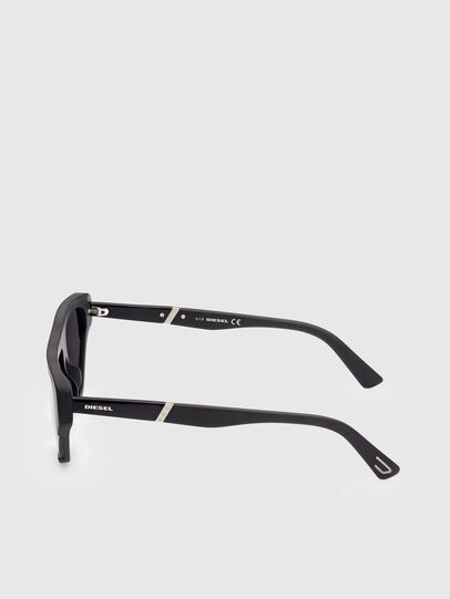 Diesel - DL0322, Black - Sunglasses - Image 3
