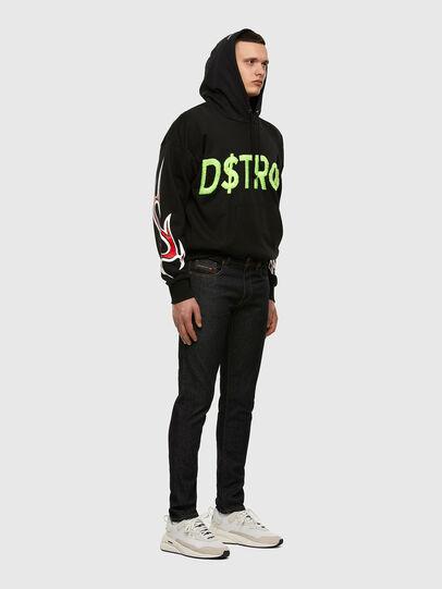 Diesel - D-Strukt 009HF, Dark Blue - Jeans - Image 5